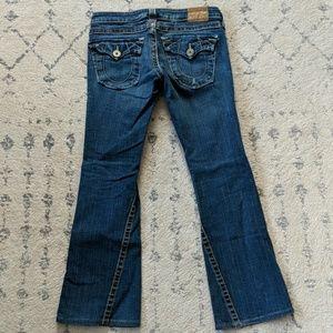 True Religion Womans Bell jeans